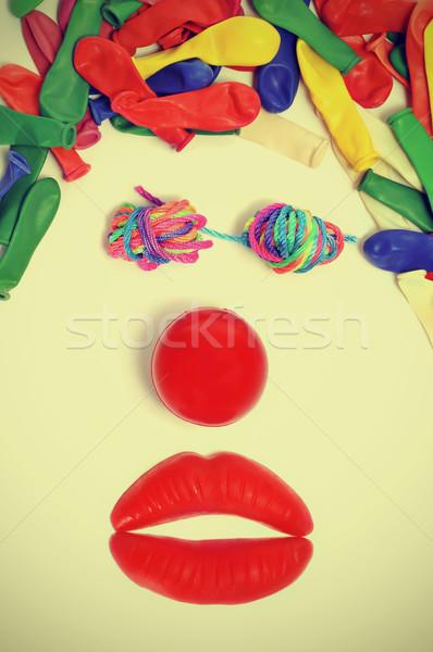 funny face Stock photo © nito