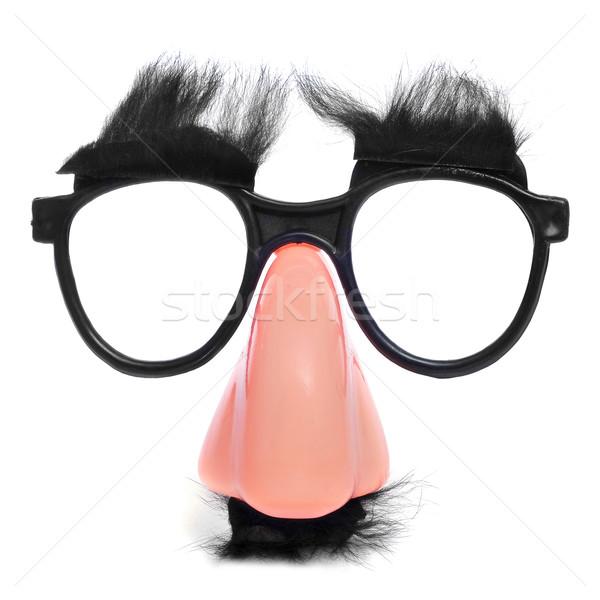 носа - очки - вечеринка - фон - кадр - маске - Сток-фото Juan Moyano Mangas (nito) (#3130211) Stockfresh