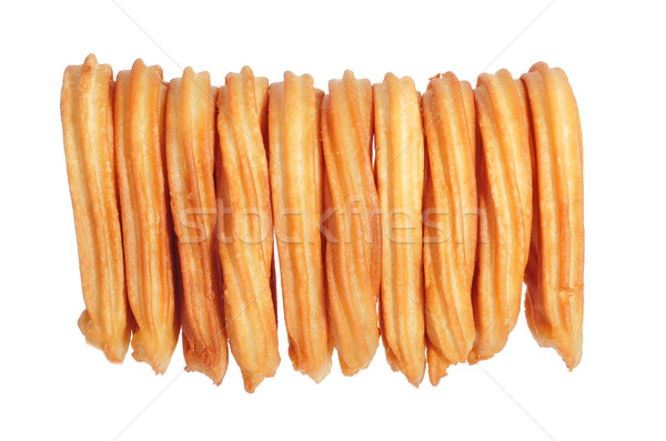 churros typical of Spain Stock photo © nito