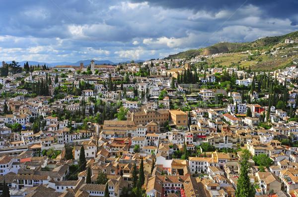 Granada, Spain Stock photo © nito
