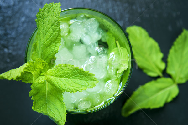 appetizing mojito Stock photo © nito