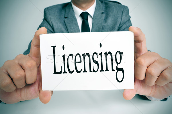 licensing Stock photo © nito