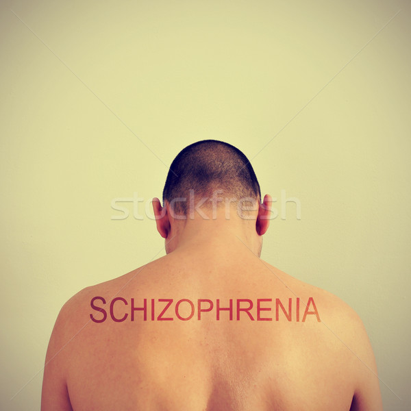schizophrenia Stock photo © nito