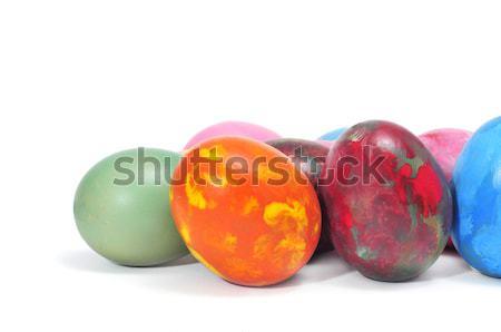 easter eggs Stock photo © nito