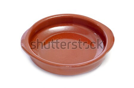 earthenware casserole Stock photo © nito