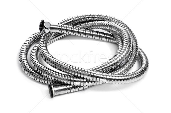 shower stainless steel hose Stock photo © nito