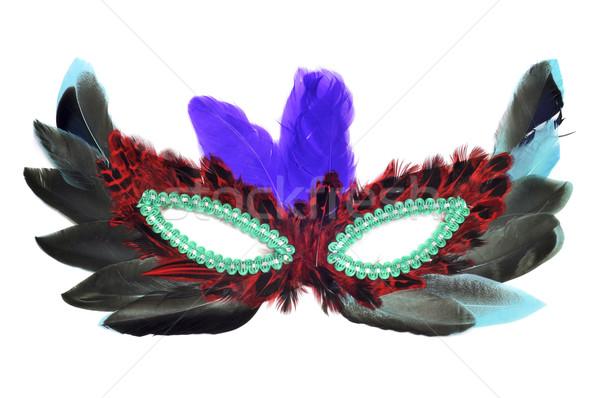carnival mask Stock photo © nito