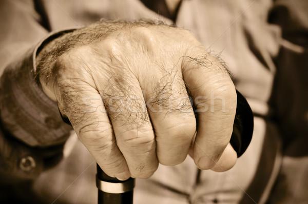 old man Stock photo © nito