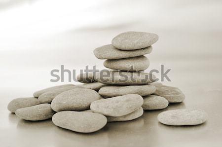 zen stones Stock photo © nito