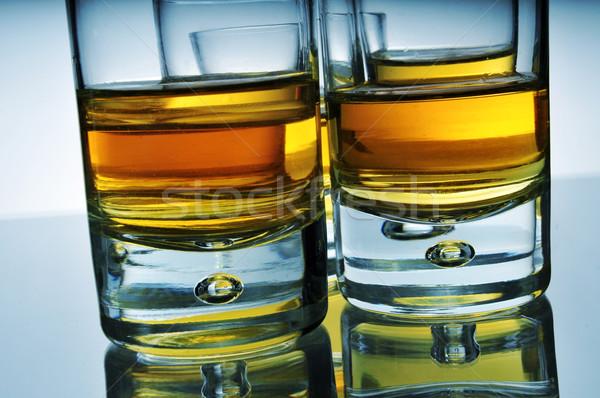 wisky shots Stock photo © nito
