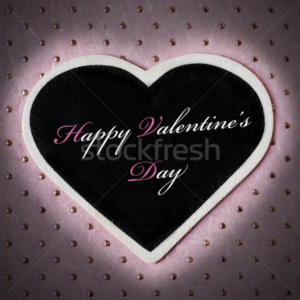 happy valentines day Stock photo © nito