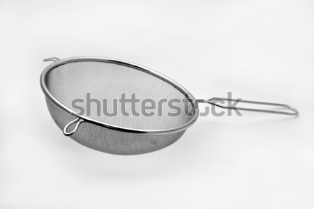 stainless steel mesh strainer Stock photo © nito
