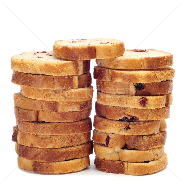 blueberry bread rusks Stock photo © nito