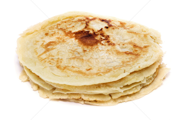 plain pancakes Stock photo © nito