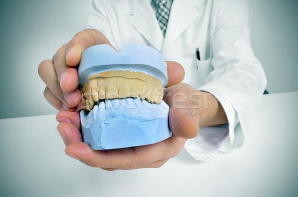 at the dentist Stock photo © nito