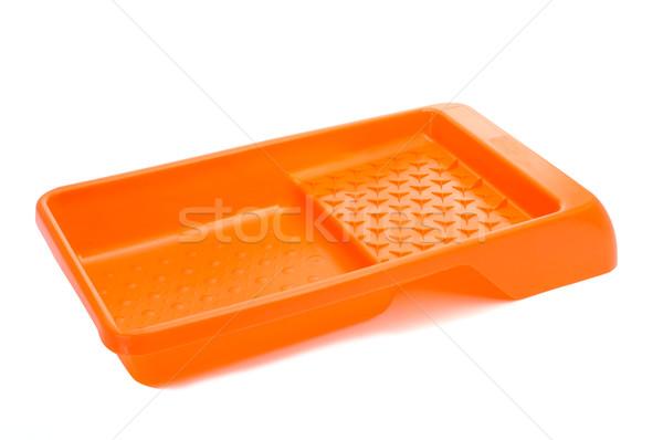 paint tray Stock photo © nito