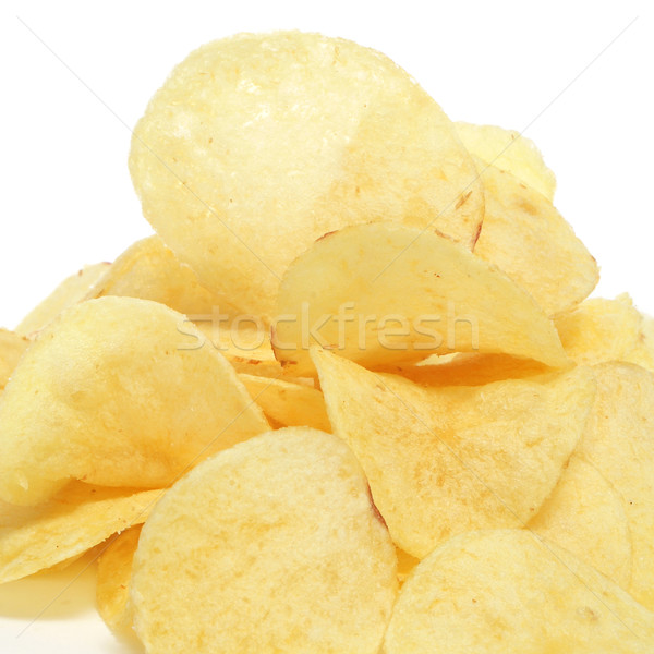 potato chips Stock photo © nito