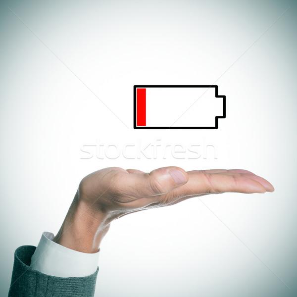 low battery Stock photo © nito