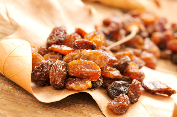 sultana raisins Stock photo © nito