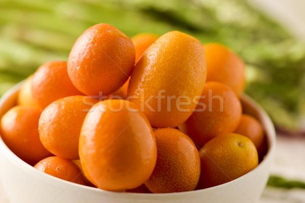 kumquat fruits Stock photo © nito
