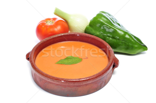 gazpacho Stock photo © nito