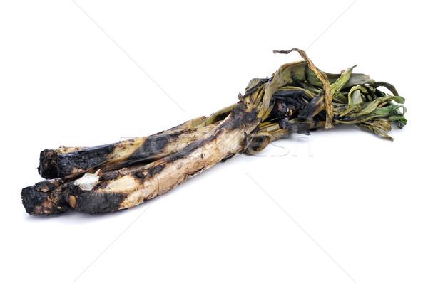 Süß Zwiebeln charakteristisch Spanien weiß Essen Stock foto © nito