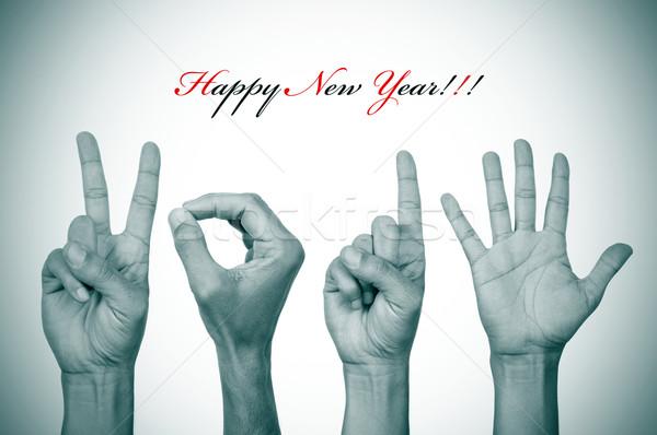 happy new year 2015 Stock photo © nito