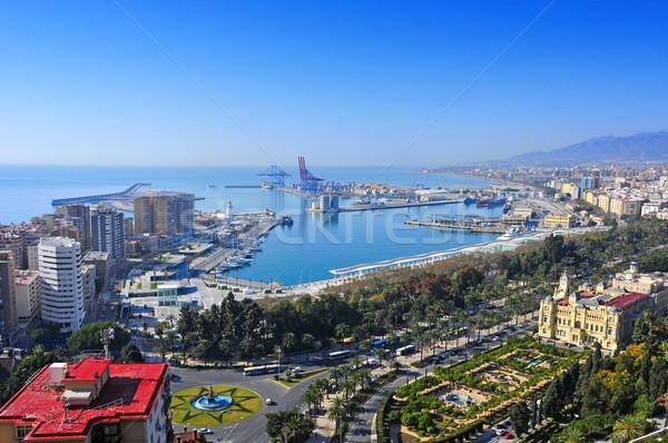 Malaga, Spain Stock photo © nito