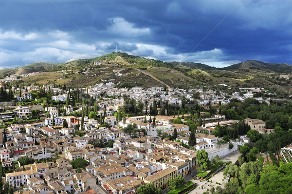 Granada, Spain Stock photo © nito