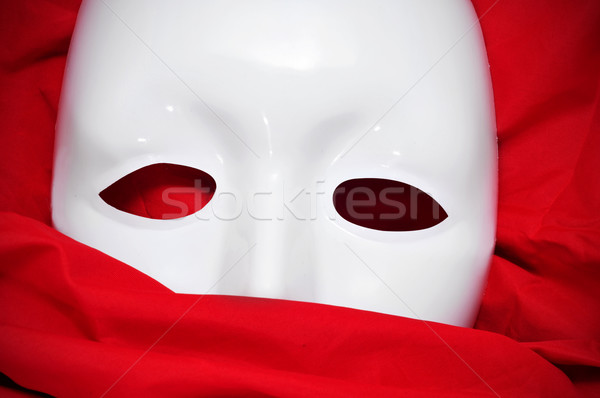 white mask Stock photo © nito