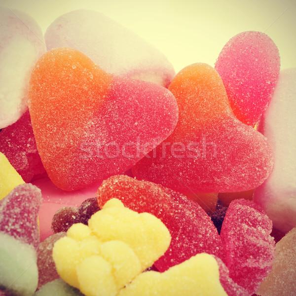 sweet hearts Stock photo © nito