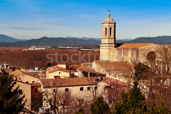 Girona, in Spain Stock photo © nito