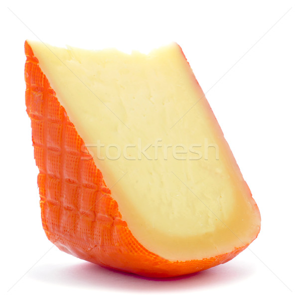 Mahon cheese from Spain Stock photo © nito
