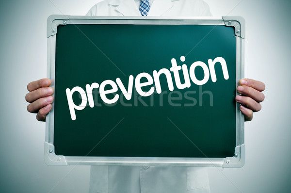 prevention Stock photo © nito