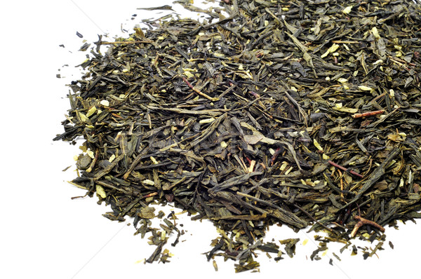 green tea with coconut Stock photo © nito