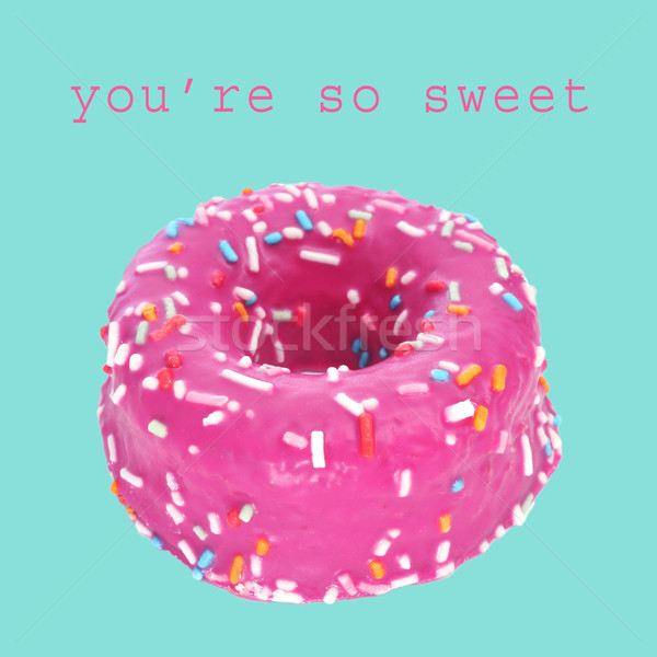 you are so sweet Stock photo © nito