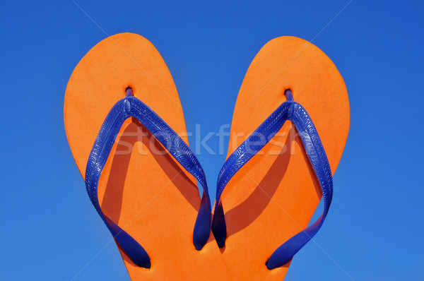 flip-flops Stock photo © nito