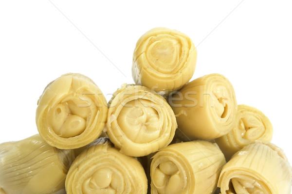 marinated artichoke hearts Stock photo © nito