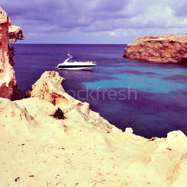 Formentera, Balearic Islands, Spain Stock photo © nito