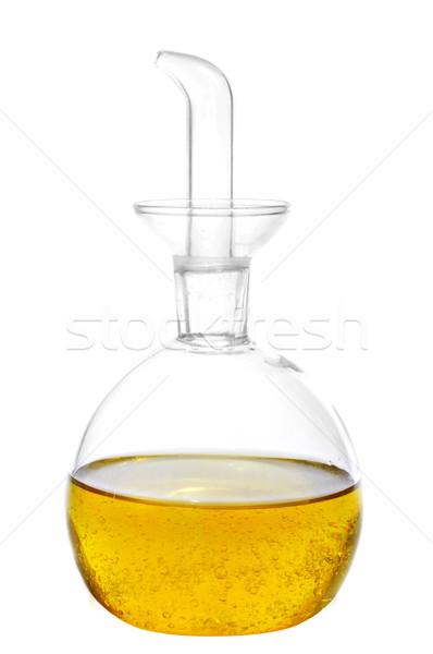 olive oil cruet Stock photo © nito