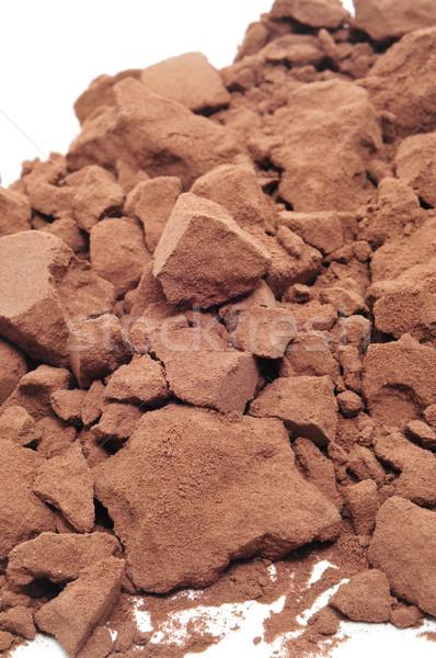 cocoa powder Stock photo © nito