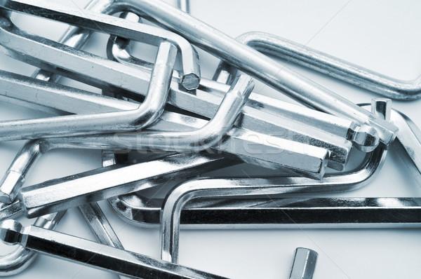 hex keys Stock photo © nito