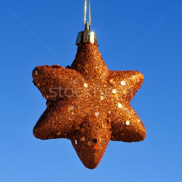 christmas star Stock photo © nito