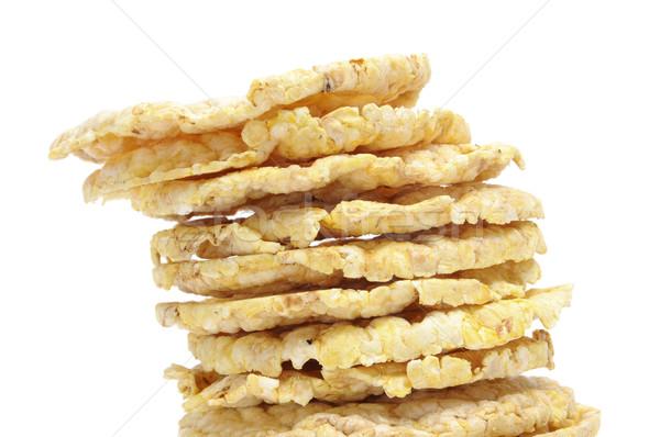 corn cakes Stock photo © nito