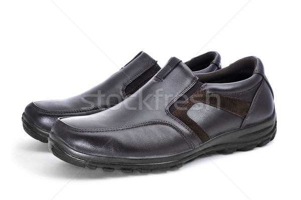 casual shoes for man Stock photo © nito