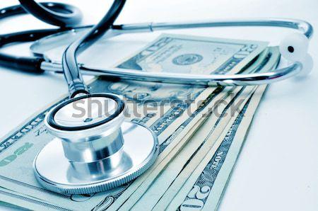 health care industry Stock photo © nito
