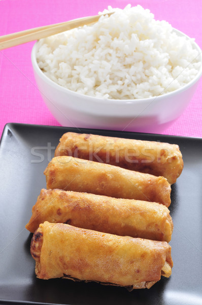 chinese food Stock photo © nito