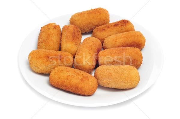 spanish croquettes Stock photo © nito