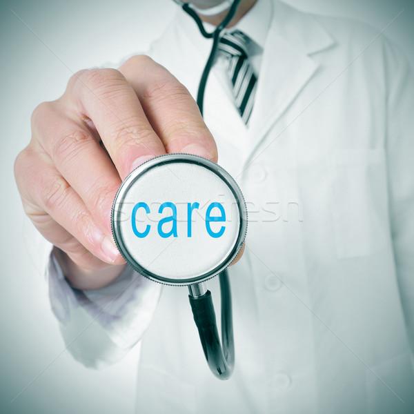 care Stock photo © nito