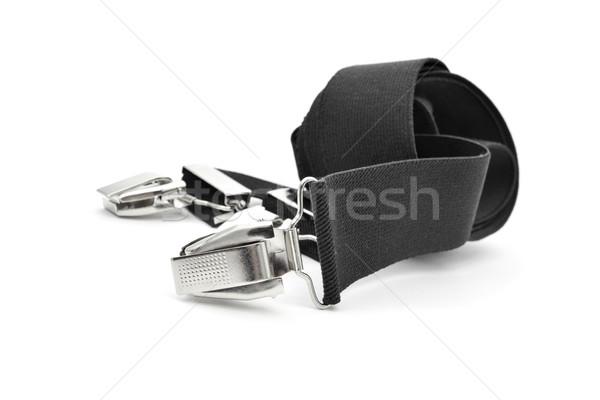 black suspenders Stock photo © nito